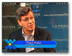 Raul Katz on Economic Impact of ICT in Latin America